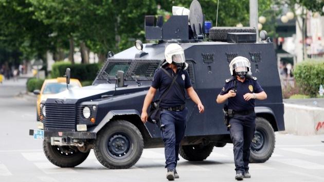 Un policía muere en las protestas de Turquía