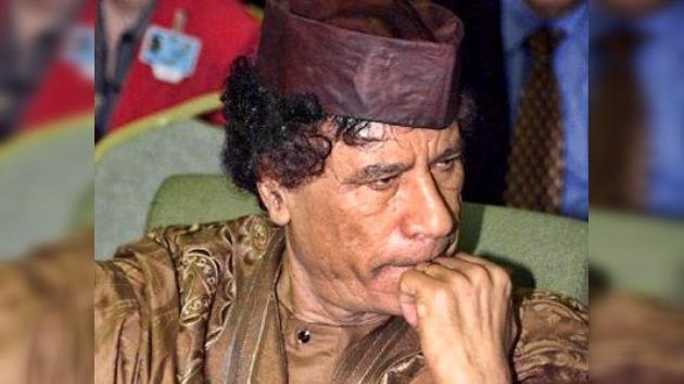 Las 'amistades peligrosas' de EE. UU. y Gaddafi, al descubierto
