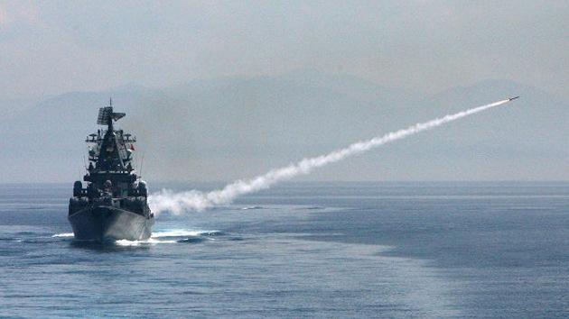 Rusia envía buques para acabar con ISIS