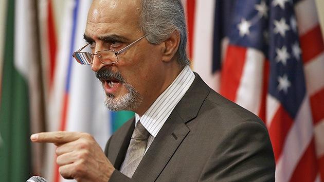 """Siria pide a la ONU investigar inmediatamente 3 nuevos """"ataques químicos"""""""
