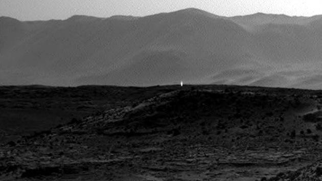 ¿Vida inteligente en Marte? La NASA revela el misterio de la luz captada por el Curiosity