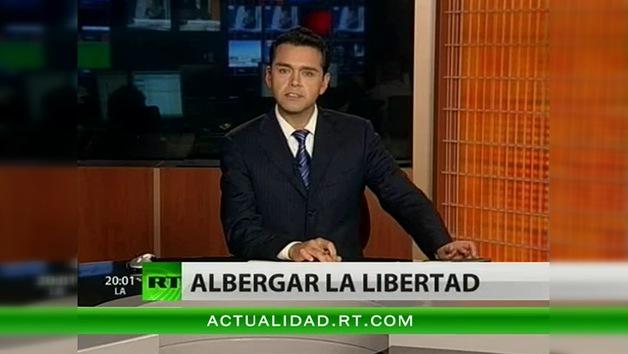 Rafael Correa: La amenaza del Reino Unido ha sido un desliz, una impertinencia