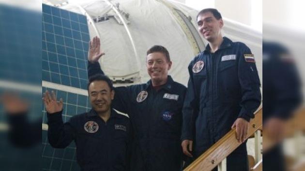 Un amplio programa para la siguiente tripulación de la EEI
