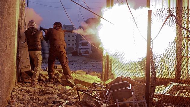 Arabia Saudita podría proporcionar misiles antiaéreos a los rebeldes sirios