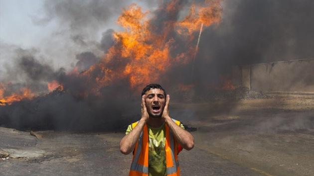 Ataque israelí más sangriento desde el inicio de 'Borde Protector' deja al menos 15 muertos