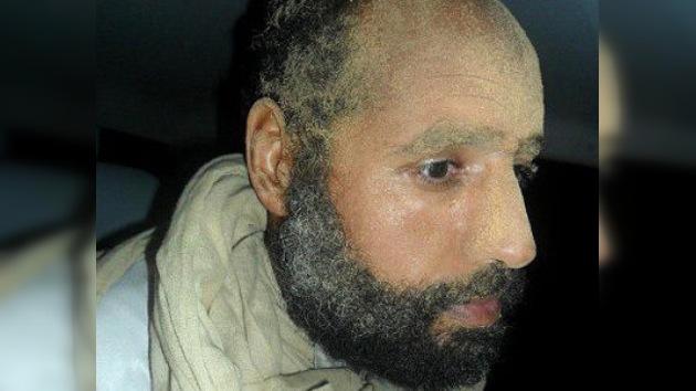 Libia reitera su negativa a entregar al hijo de Gaddafi a la CPI