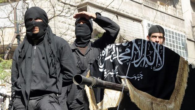 Intentan crear un estado islámico en el norte de Siria