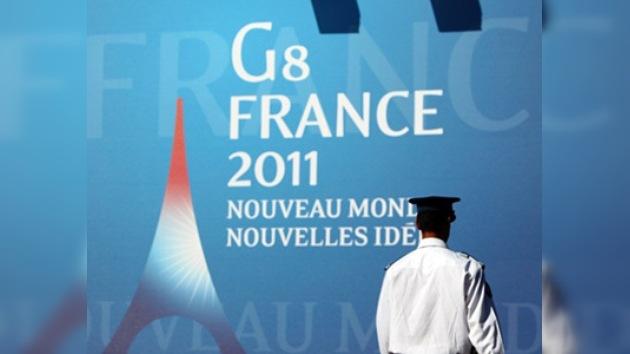 Internet, Fukushima y las revueltas árabes son los  temas clave de la cumbre del G-8