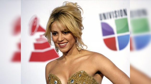 Shakira, la cantante más sexy de todos los tiempos