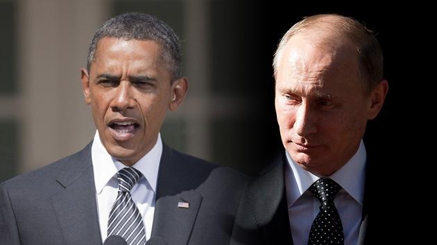 Ciudadanos de EE.UU. solicitan que Obama ceda su Premio Nobel de la Paz a Putin