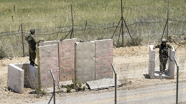 Israel se blinda con un muro contra el conflicto sirio