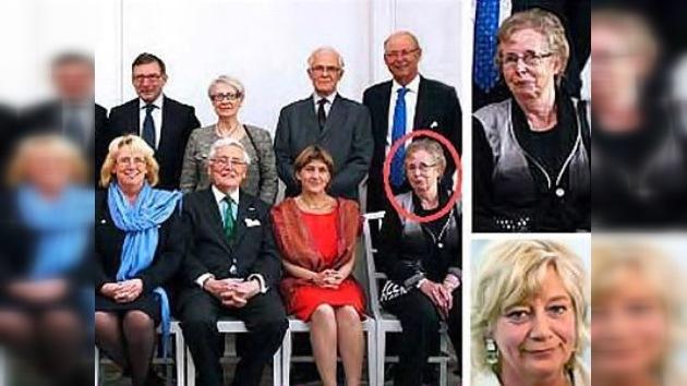 Se hicieron los suecos: una mujer se cuela en una gala por llamarse como una ex ministra