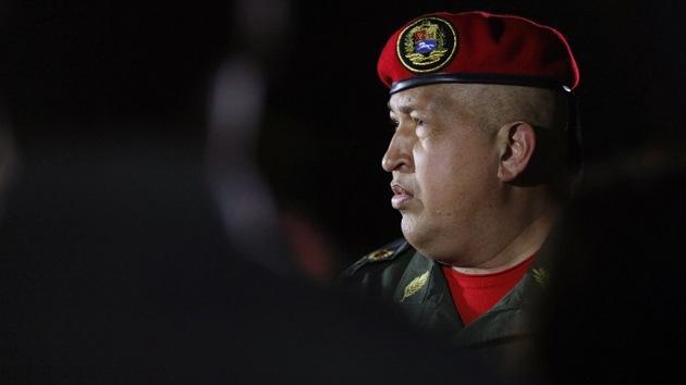 Piden a la CIA que desclasifique documentos sobre la muerte de Chávez