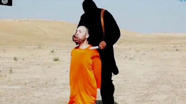 """Segundo periodista decapitado afirma ser """"el precio a pagar"""" por la intervención de EE.UU. en Irak"""