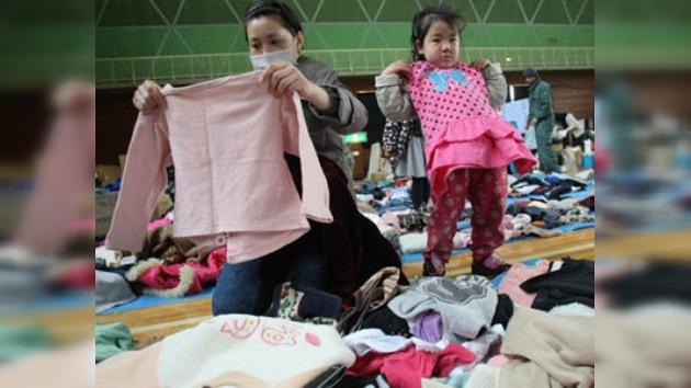 La mafia nipona distribuye toneladas de ayuda entre las víctimas