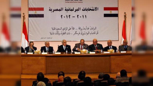 Egipto: Hermanos Musulmanes controlan casi la mitad del Parlamento