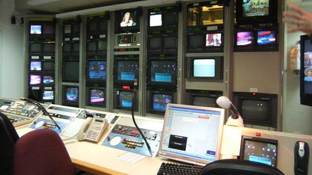 La televisión israelí estará protegida de misiles en búnkeres