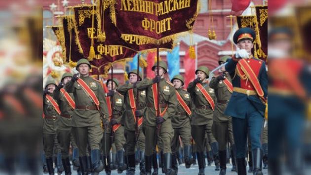 Los EE. UU. y Europa participarán en el desfile militar ruso del 9 de mayo