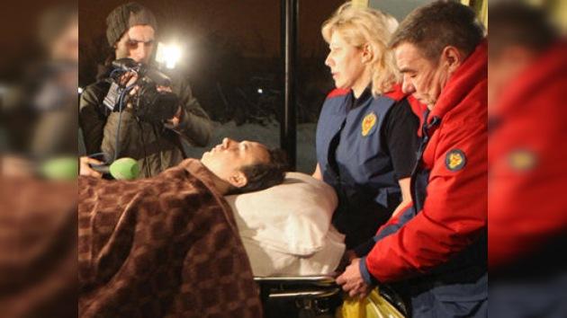 El atentado en el aeropuerto Domodédovo de Moscú visto por testigos