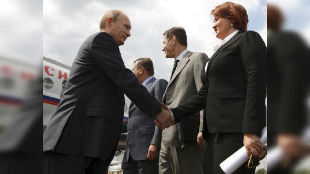 Putin analiza los logros del Programa de Proyectos Nacionales Prioritarios