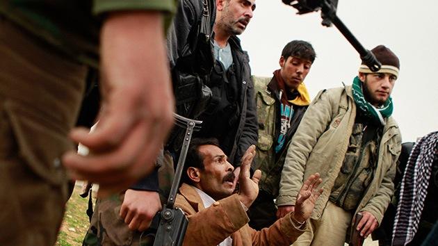 """Amnistía Internacional denuncia los crímenes """"escalofriantes"""" de los rebeldes sirios"""