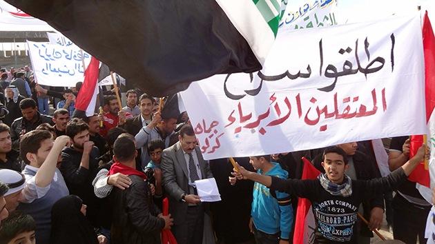 Bagdad liberará a las mujeres presas del país para evitar una 'primavera iraquí'