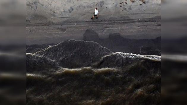 Un nuevo derrame de petróleo en el golfo de México