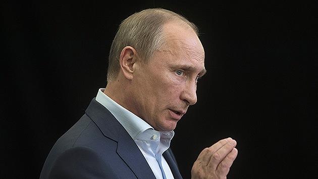 """Putin: """"Rusia no permitirá reducir la efectividad de su potencial nuclear"""""""
