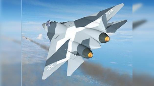 El segundo vuelo exitoso del caza ruso de quinta generación