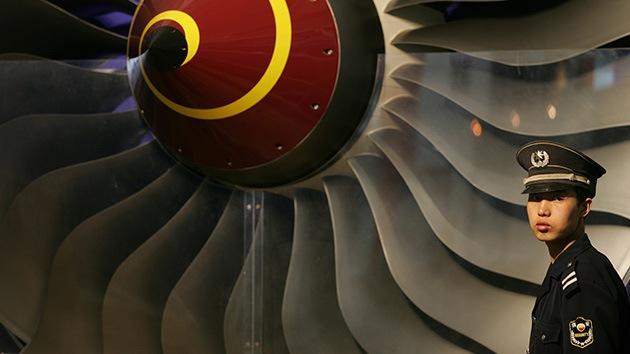 China lanza un importante proyecto de producción de motores para aeronaves