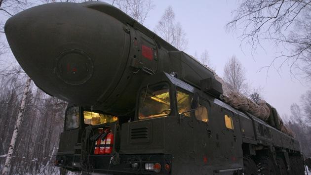 Rusia lleva a cabo los mayores ejercicios de la historia de su 'tríada nuclear'