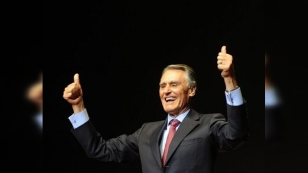 Cavaco Silva es reelegido presidente de Portugal en la primera vuelta