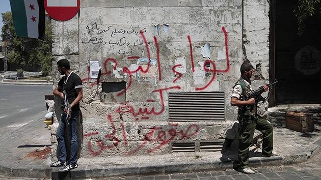 El Líbano impedirá a grupos armados que entren desde su territorio a combatir en Siria