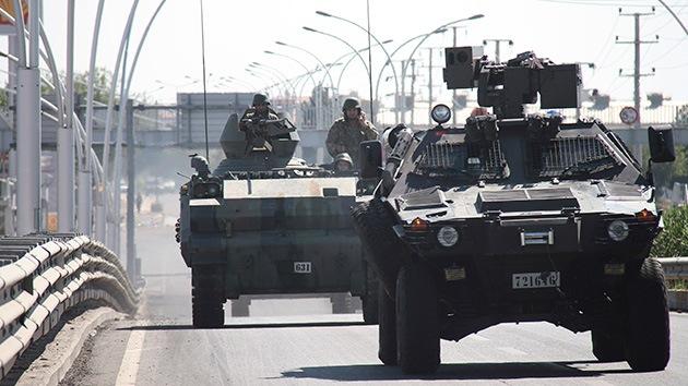 EE.UU. enviará a expertos militares a Turquía en medio de las negociaciones sobre el EI