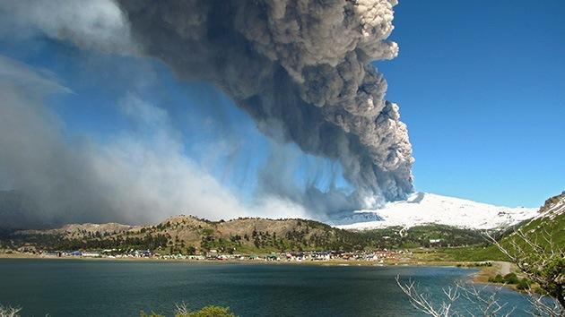 Fotos: El volcán Copahue despierta y pone en alerta a Chile y Argentina