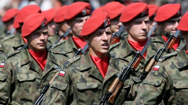 Polonia desplegará tropas en su frontera oriental por el conflicto ucraniano