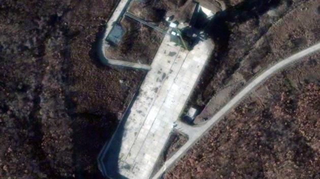Satélite revela que Pionyang podría probar misiles capaces de impactar en EE.UU.