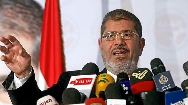 El presidente egipcio resucita el Parlamento