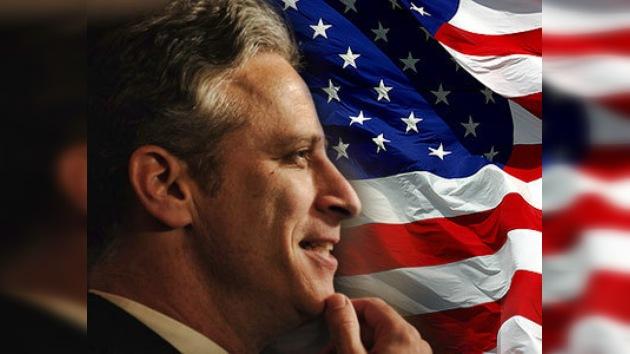 Jon Stewart: el hombre más influyente del 2010