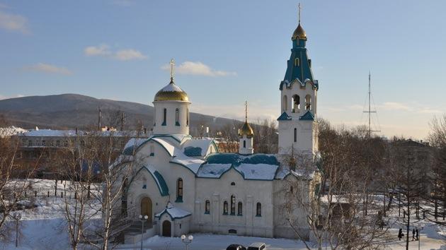 Un tiroteo en una iglesia de Rusia deja dos muertos y varios heridos