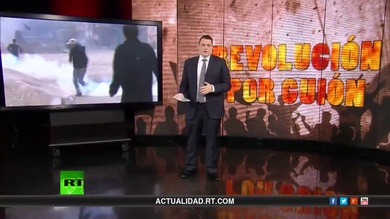 RT Investigaciones (E1). Revolución por guión