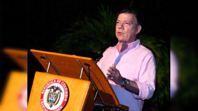Santos, el cerebro tras los golpes más certeros contra las FARC