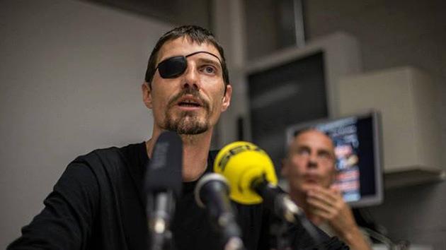 Un hombre que perdió un ojo por una bala de goma demanda a España ante Estrasburgo