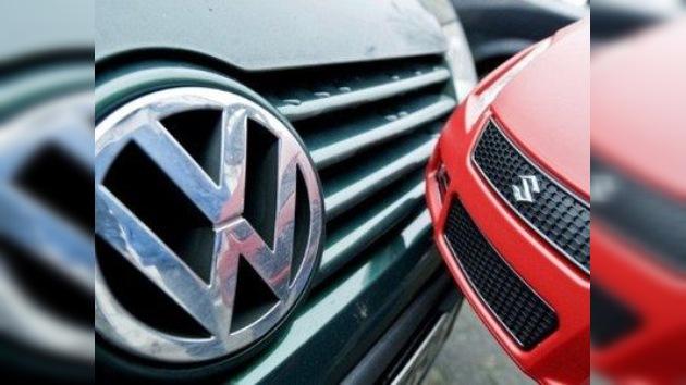 Suzuki dice adiós a Volkswagen