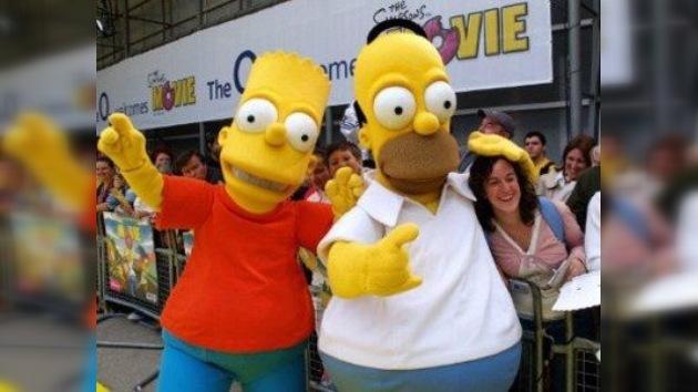 Los Simpson podrían quedarse sin trabajo por querer cobrar demasiado