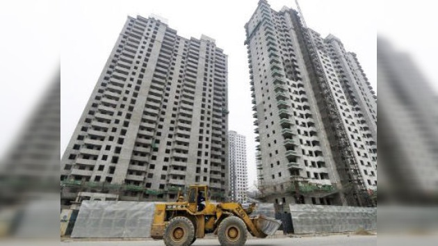 Los rascacielos pasan factura a China: detectan hundimiento progresivo de su territorio
