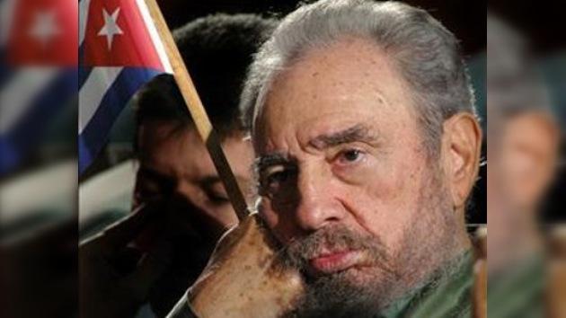 Fidel Castro, alarmado por el cambio climático