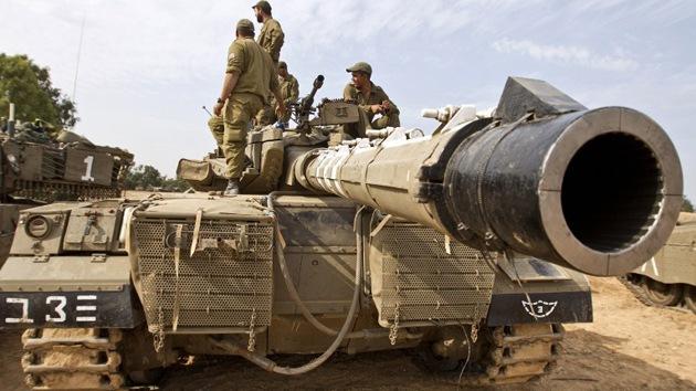 Israel prepara su logística militar ante un posible enfrentamiento con Gaza