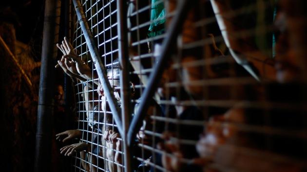 Un grupo de reos toma más de 130 rehenes en Brasil