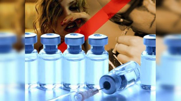 Una inyección para librarse del cocainomanía